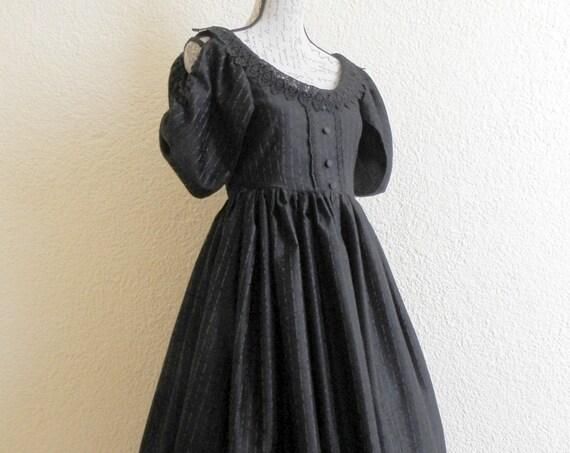 Decadent stripes dress