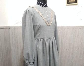 Jane Dress -  Gothic Lolita dress - Amish - Victorian Dress