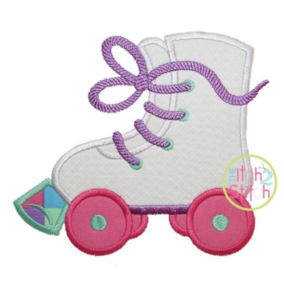 Dise o de apliques de patines se muestra con nuestro - Apliques de diseno ...