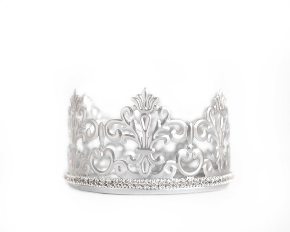 Celebrations Royal Princess Weddings Crown Cake Topper for Birthday Parties