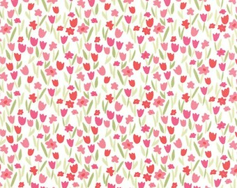 MODA Fabric ~ ARIA ~ by Kate Spain 27230 11 Begonia by 1//2 yard
