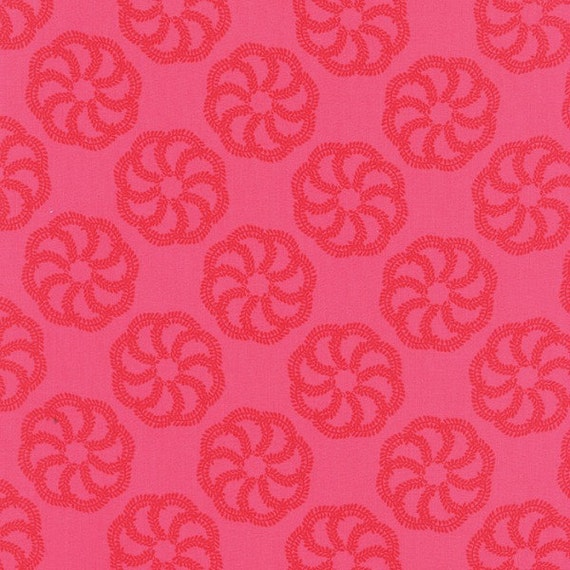MODA Fabric ~ ARIA ~ by Kate Spain 27233 16 Navy by 1//2 yard