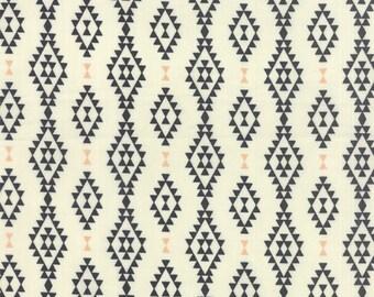 Nomad by Urban Chiks - Aztec in Bone Onyx (31103-11) - Moda 1 Yard