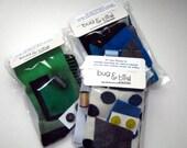 Items similar to DIY Sock Monster Sewing Kit- Boy Colors