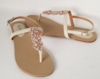 febbd78096935 Bridal sandals vegan | Etsy