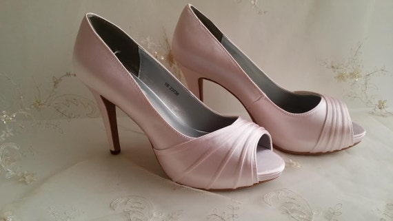 Pink Wedding Shoes Bridal Shoes