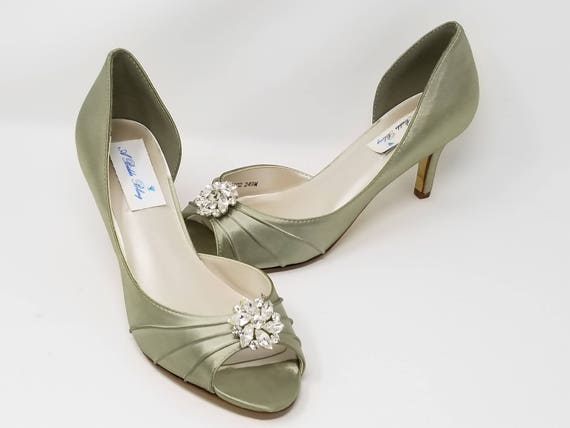 Green Wedding Shoes Sage Green Bridal