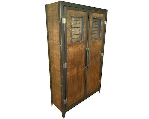 La Credenza Vertaling : Industrial locker 046 style furniture by etsy