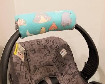 Infant Car Seat Handle Cushion ARM PAD