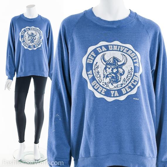 Vintage Viking Sweatshirt, Funny Sweatshirt, Humor