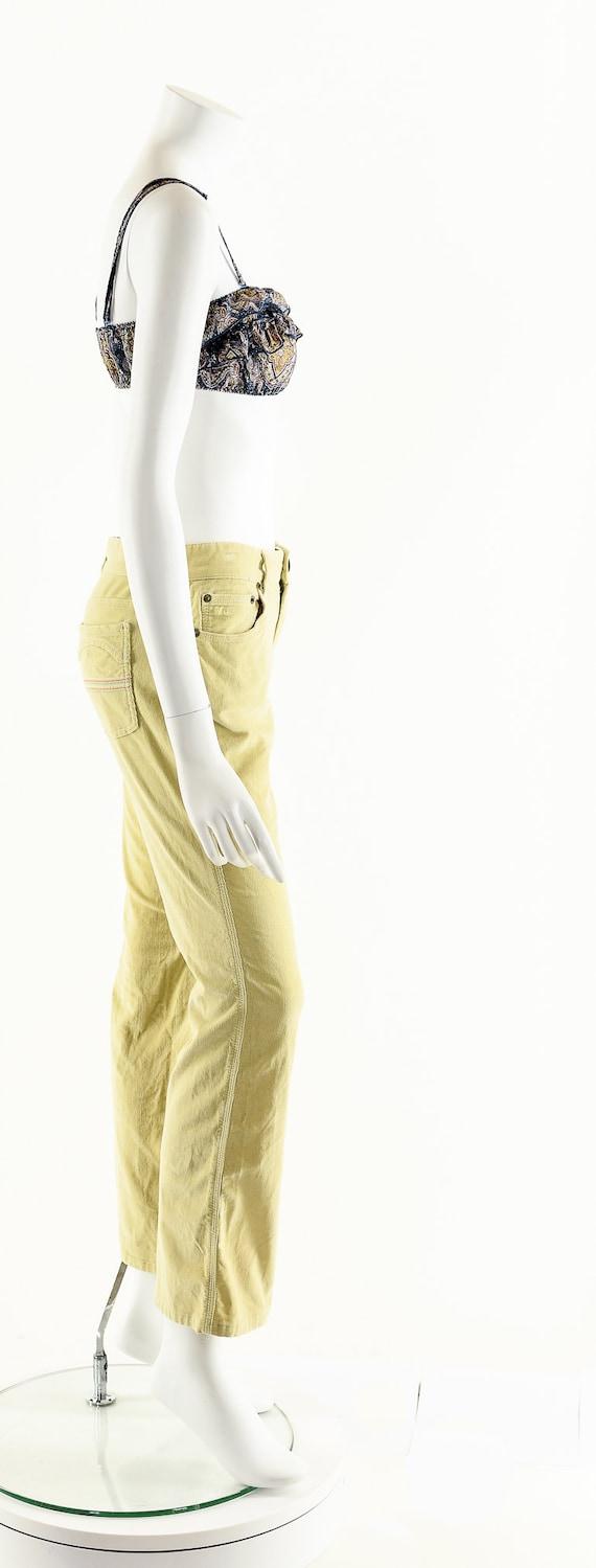 Marc Jacobs Pants,Vintage Marc Jacobs,Low Rise Fl… - image 5