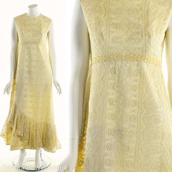Boho Wedding Dress, Gypsy Wedding Dress, Bohemian