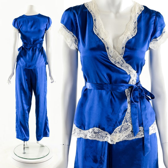 Frederick's of Hollywood Two Piece Set,Matching Lo