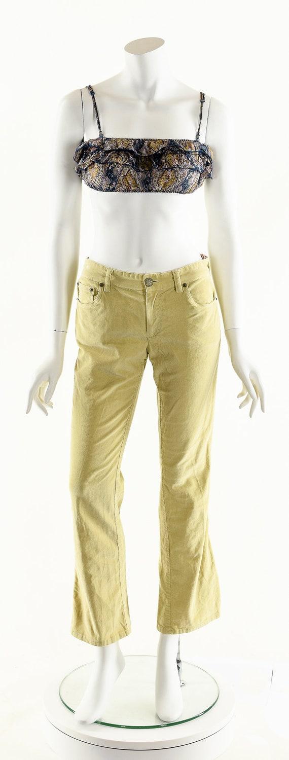 Marc Jacobs Pants,Vintage Marc Jacobs,Low Rise Fl… - image 4