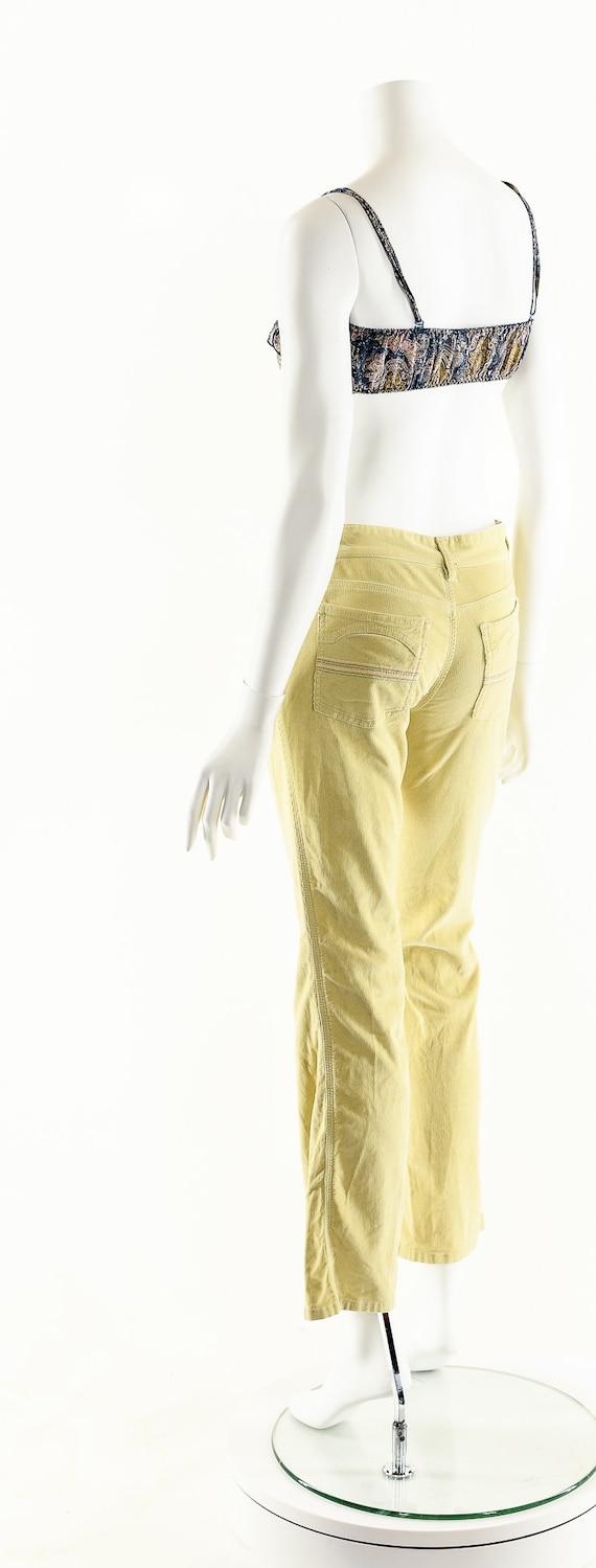 Marc Jacobs Pants,Vintage Marc Jacobs,Low Rise Fl… - image 8