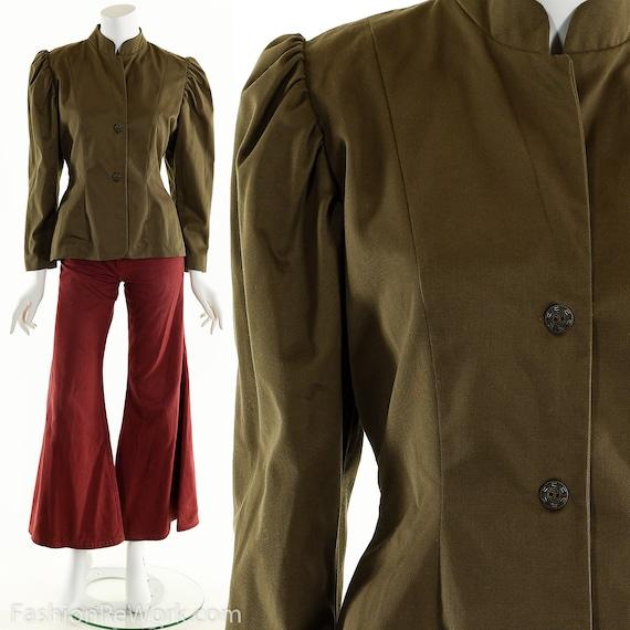 Victorian Jacket, Edwardian Jacket,Victorian Inspi