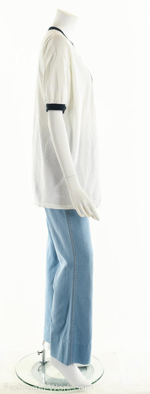 70 de BO DEREK Ringer Tee, de Vintage délavé de Tee, Bo Derek T-Shirt, T-Shirt Vintage ras du cou, Bo Derek, Sexy Bo Derek Photo 959f1b