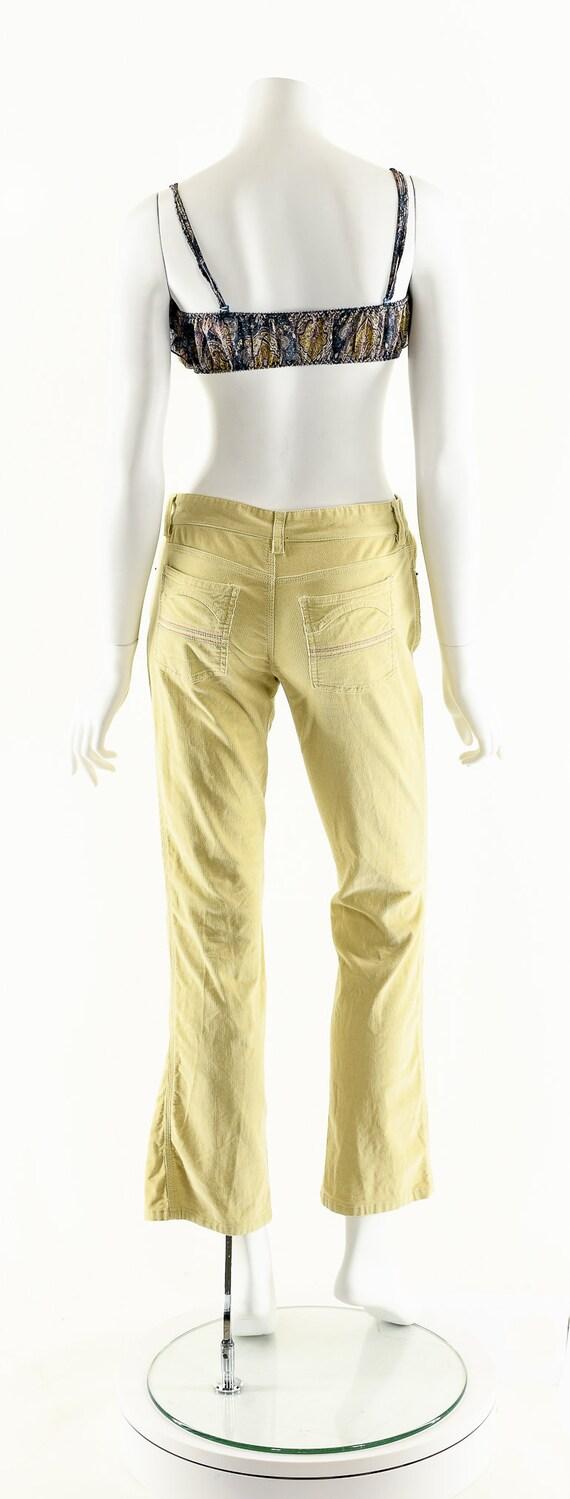 Marc Jacobs Pants,Vintage Marc Jacobs,Low Rise Fl… - image 7