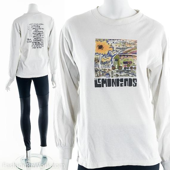 Vintage Lemonheads T-Shirt, 90's Lemonheads Band S