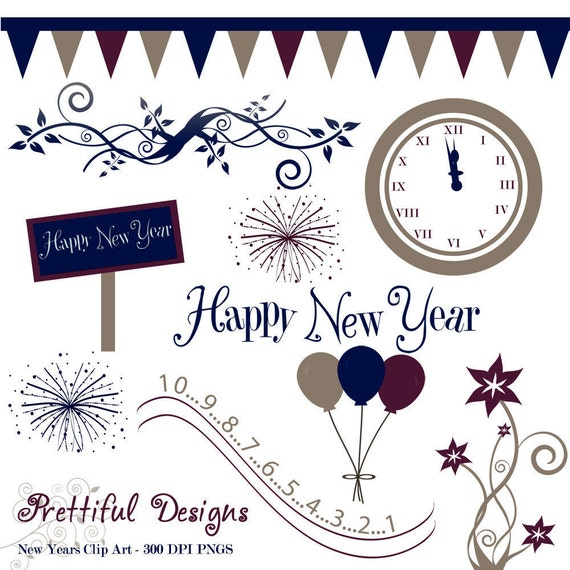 The Best Happy New Years Eve Clipart