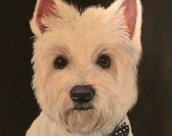 Art Pet Portraits dogs cats birds horses original oil paintings realistic commission custom Sandra Reeves Fine Art