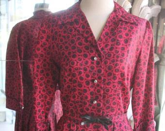 Vintage Jack Mann Original 1950s Dress