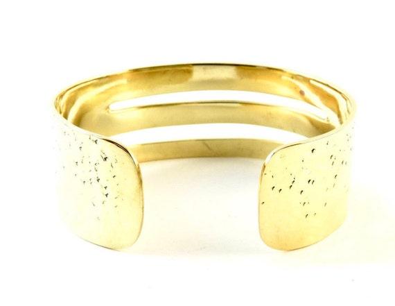 Brass Bracelet Women Metalwork Ready To Ship Men Cuff Bangle BLB 57,