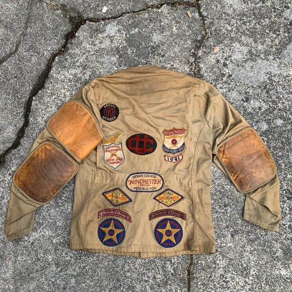Late 30s/40s Shooting Jacket