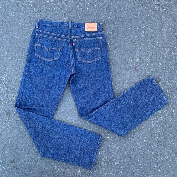 1980s Deadstock Levi's 501xx Jeans