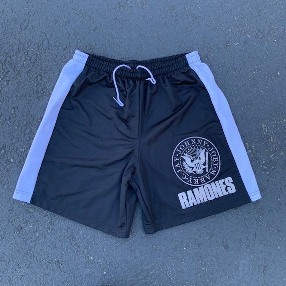90s vintage Ramones Basketball Shorts