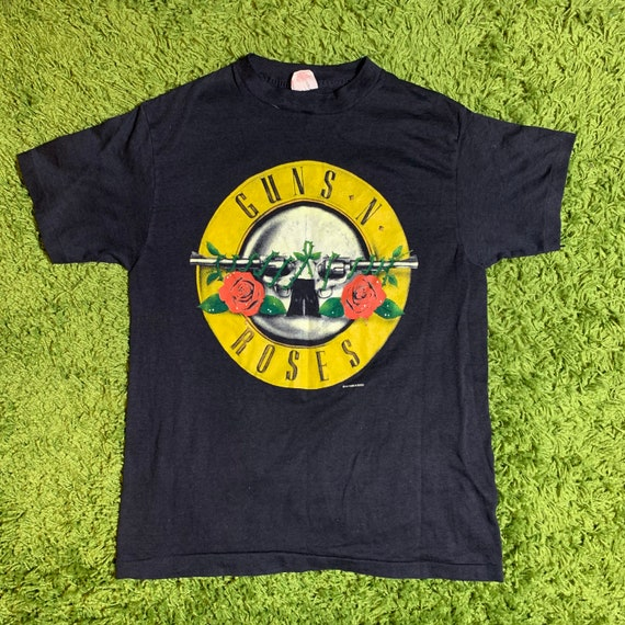Vintage 1987 Guns N Roses Tshirt