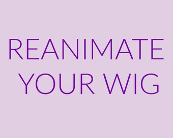 Wig Makeovers + Transformations - A Service that Creates an Entirely New Wig