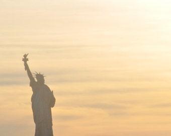 PRINT - Statute of Liberty (NYC, New York City)