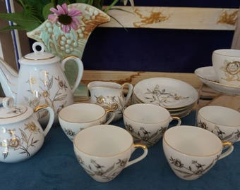 Ucagco Child's Tea Set