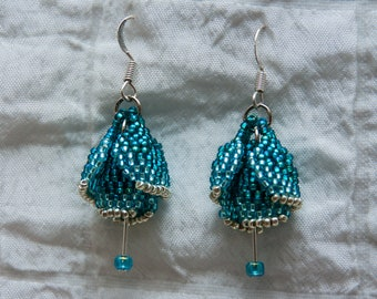Bellflower Earrings, Available in 5 Colors