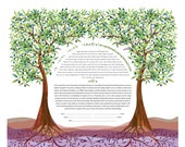 Ketubah - Olive Trees of ...