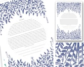 Contemporary Ketubah - Li...