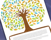 Ketubah: Signing Tree of ...
