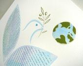 Ketubah - Dove of Peace