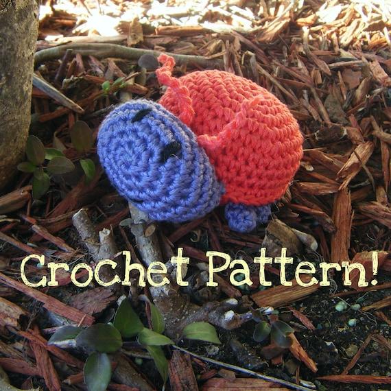 Emailed Pdf For European Buyers Amigurumi Toy Bug Pdf Crochet Etsy