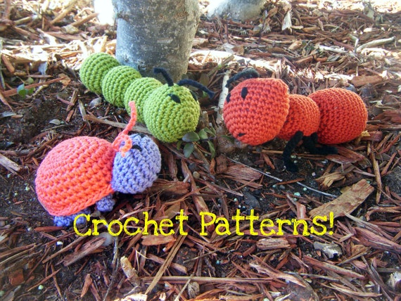 Emailed Pdf For European Buyers Amigurumi Toy Ant Beetle Etsy