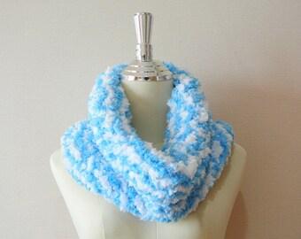 Crochet cowl,crochet scarf,knit scarf,crochet infinity scarf,neck warmer