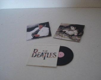 Miniature pop LP