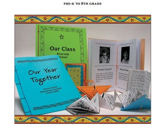 Yearbooks: Making Books to Celebrate the School Year