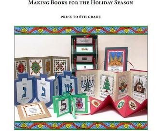Festivals of Light: Making Books for the Holiday Season