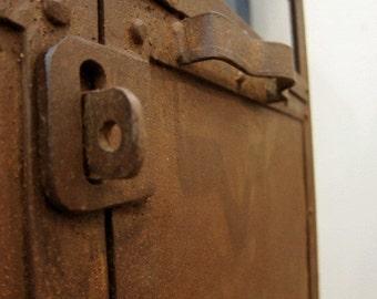Sale Iron Upcycled Cabinet