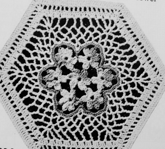 Instant Download Pdf Beautiful Heirloom Lace Crocheted Victorian