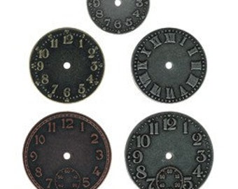 5 Findings Timpieces- Tim Holtz