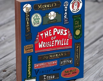 The Pubs of Wrigleyville Chicago Cubs Bars