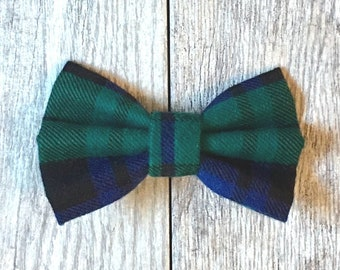 Greenwood Dog + Cat Bow Tie